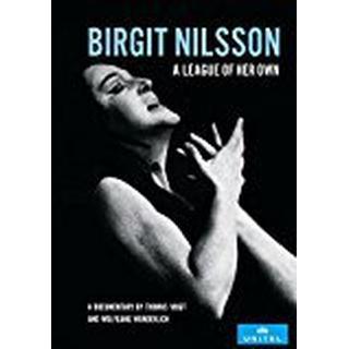 Birgit Nilsson: A league of her Own [Plácido Domingo; Otto Schenk; James Levine; Christa Ludwig and many more] [Unitel Edition: 800008] [DVD]